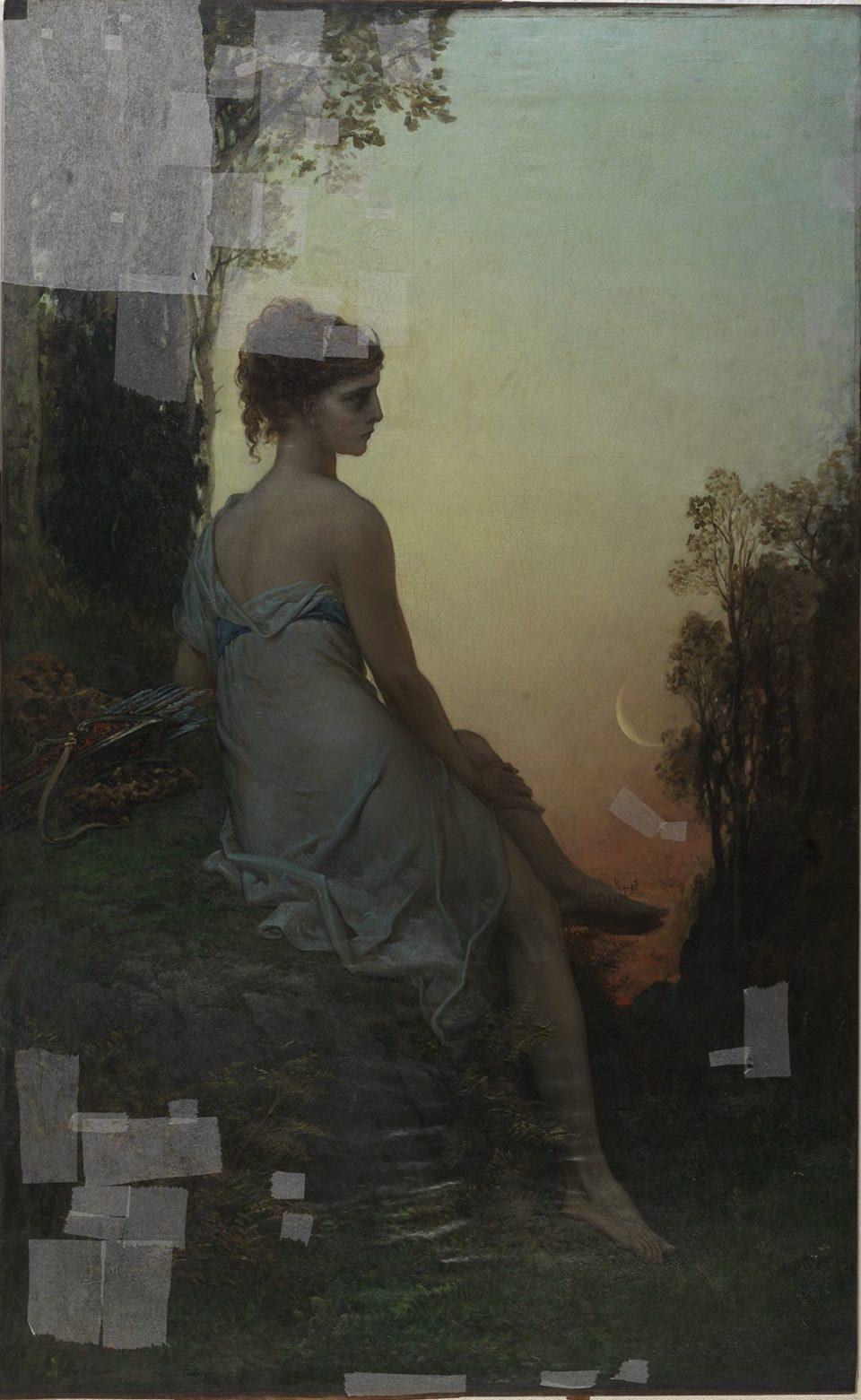 Gustave Doré, Diane chasseresse