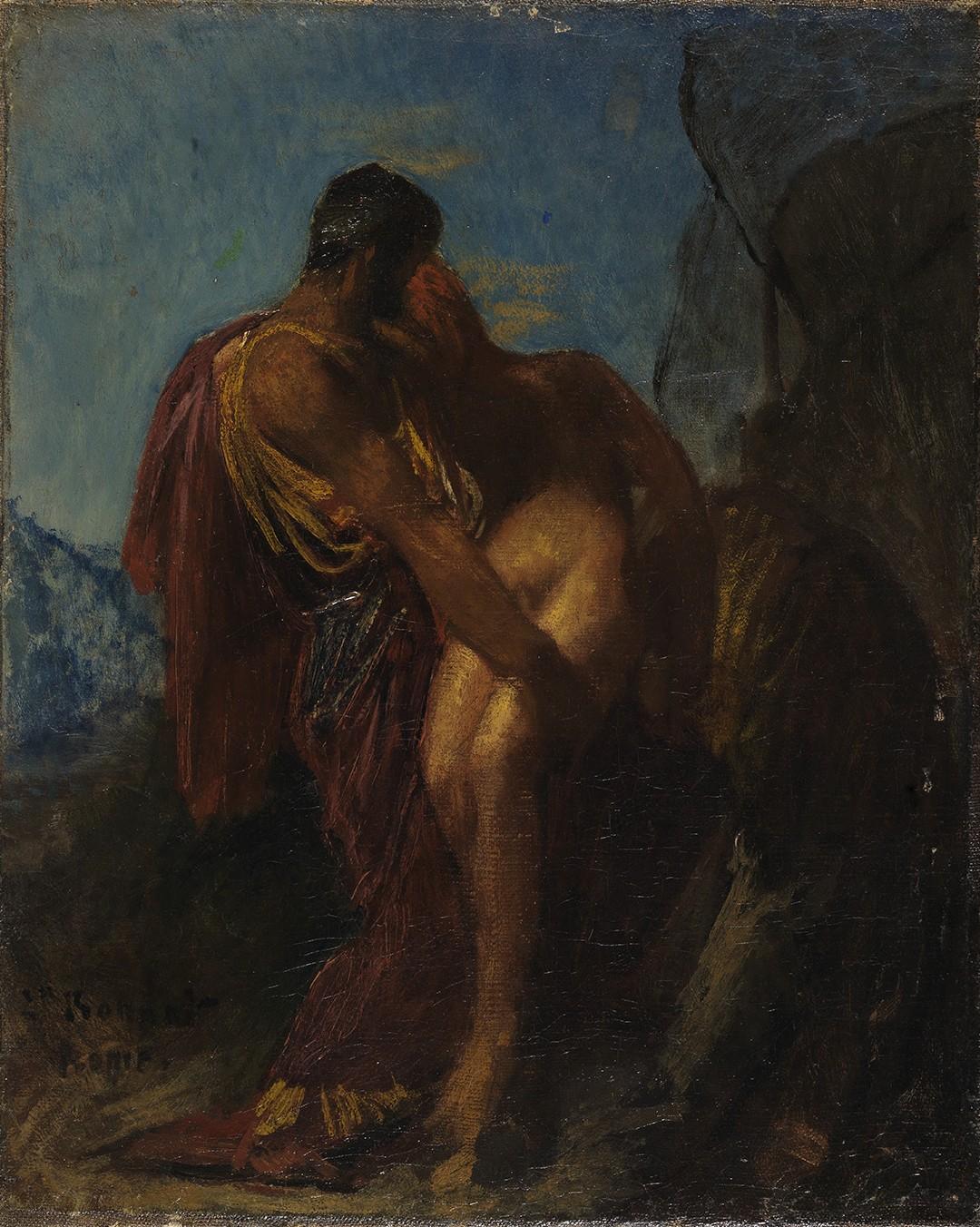 Léon Bonnat, Le Bon Samaritain,