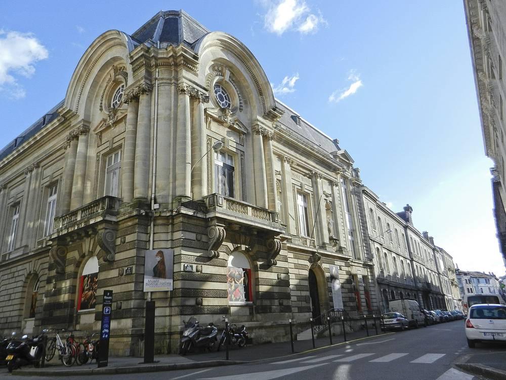 Le musée Bonnat-helleu