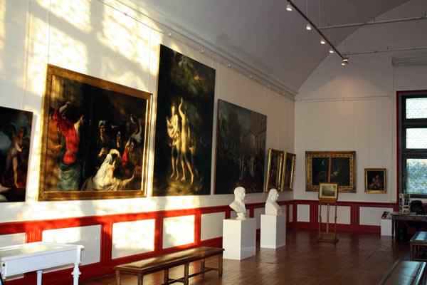 Musée des beaux-arts et d'archéologie de Libourne