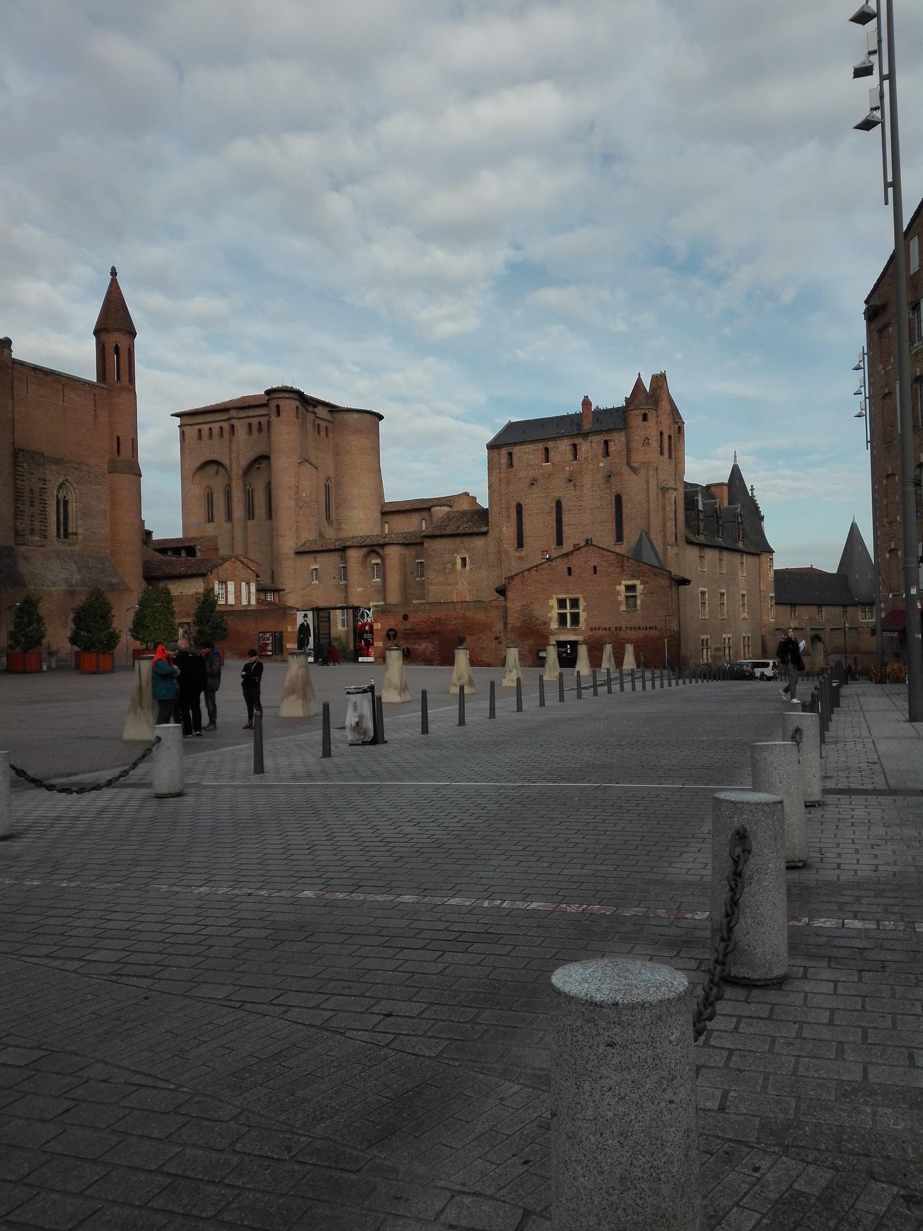 Cité épiscopale