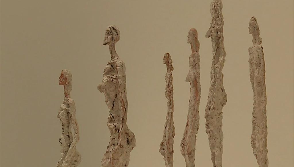 Alberto Giacometti, Femmes de Venise
