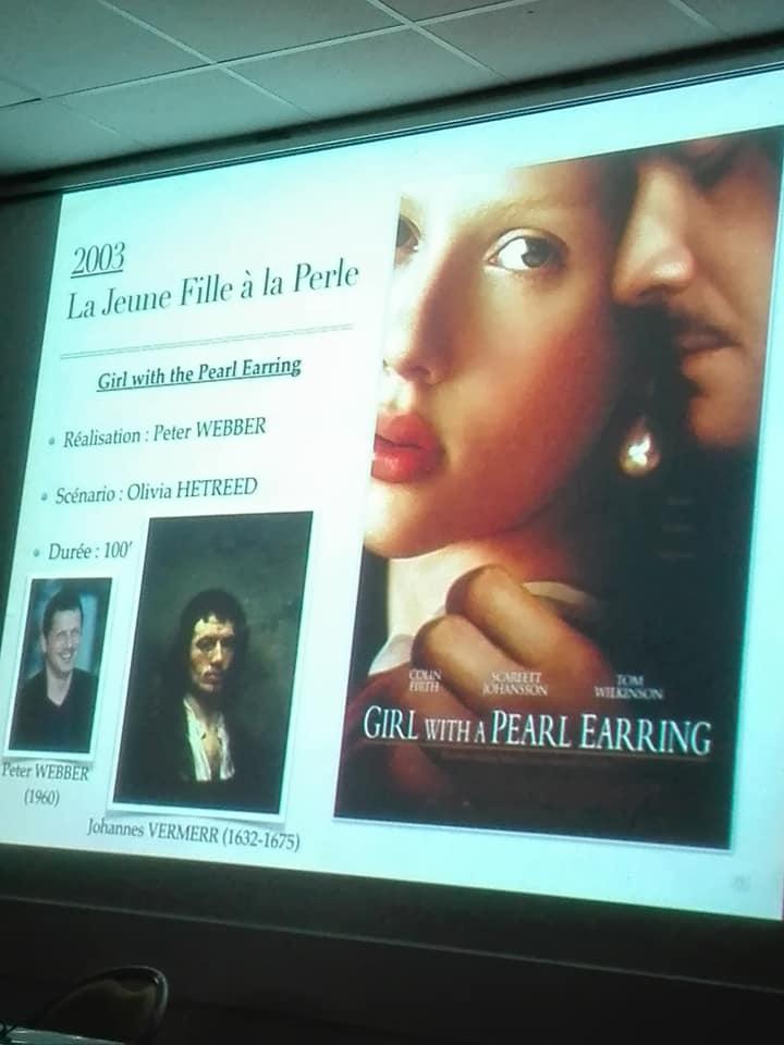 2003, Peter Webber, La Jeune fille à la Perle