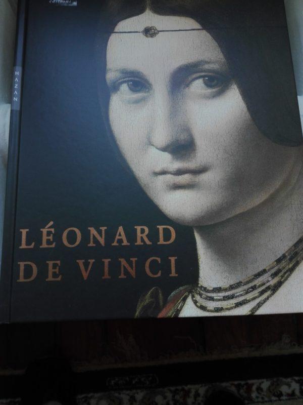 Léonard de Vinci La belle ferronnière
